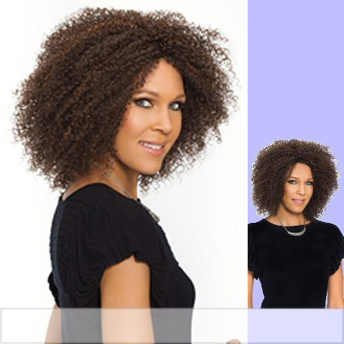 TANAY (Carefree Collection) - Synthetic Full Wig in JET BLACK