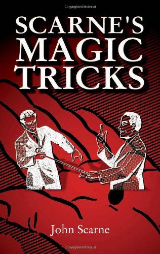 Scarne's Magic Tricks (Dover Magic Books) by Dover Publications