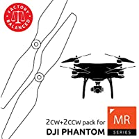 DJI Phantom 4 Propellers Upgrade Set White - x4 propellers