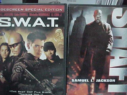 (Shaft , S.W.A.T. : Samuel L. Jackson Action 2 Pack Collection)