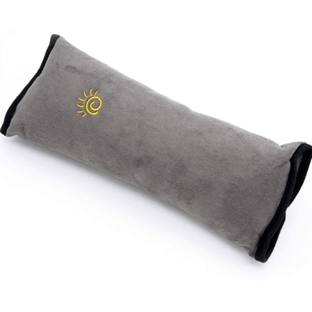 Ecloud Shop/® Seatbelt Pillow,Car Seat Belt Covers for Kids Safety Belt Protector Cushion Soft Auto Seat Belt Strap Cover Headrest Neck Support for Children Kids Pink Adjust Vehicle Shoulder Pads