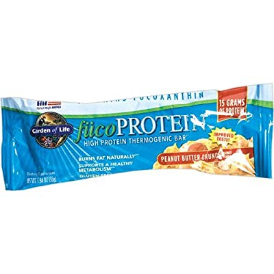 Garden Of Life fucoProtein Peanut Butter Crunch Bars- Sold Individually