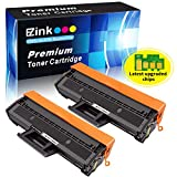 Office Products : E-Z Ink (TM) Compatible Toner Cartridge Replacement for Samsung 111S 111L MLT-D111S MLT-D111L to use with Xpress SL-M2020W Xpress SL-M2070W Xpress SL-M2070FW Printer (Black, 2 Pack)