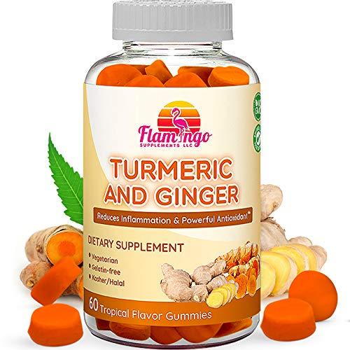 Turmeric Curcumin Ginger Chewable