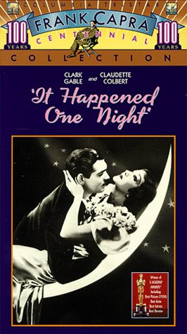 It Happened One Night [Alemania] [VHS]: Amazon.es: Clark Gable, Claudette Colbert, Walter Connolly, Roscoe Karns, Jameson Thomas, Alan Hale, Arthur Hoyt, ...