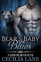 Bear's Baby Blues: Bear Shifter Romance (Fated Hearts Club Book 2)
