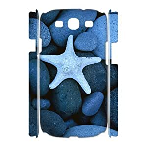 Case Of Starfish Customized Hard Case For Samsung Galaxy S3 I9300 by icecream design