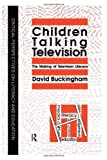 Children Talking Television, , 0750701102
