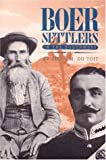 img - for Boer Settlers in the Southwest (Southwestern Studies) book / textbook / text book