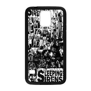 Custom Sleeping with Sirens2 Pattern Stylish Samsung Galaxy S5 Case Cover High Quality TPU by runtopwell