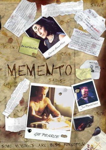 Amazon.com: Memento 27 x 40 Movie Poster - Style B: Lithographic Prints:  Posters & Prints