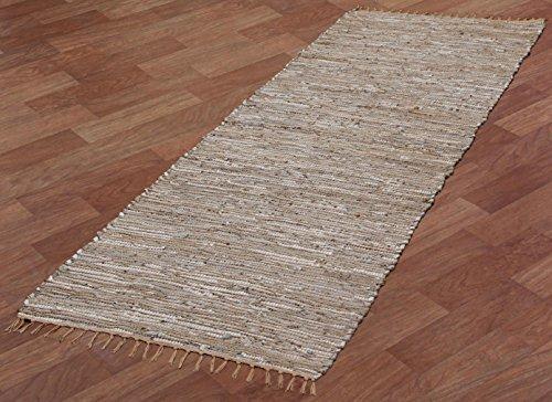 White-Leather-Hemp-Matador-25×14-Runner