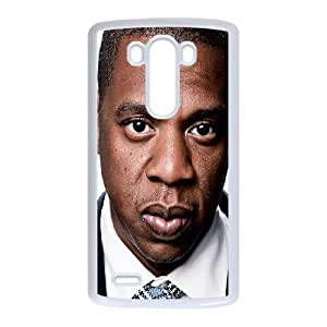LG G3 Cell Phone Case White hb72 jay z hiphop rapper star LSO7931773