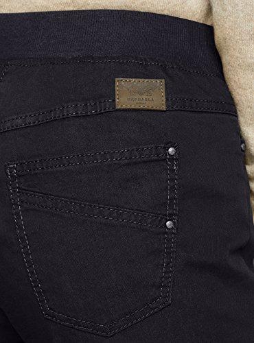Brax Jeans Slim 8 anthra Grigio Donna qRnqwZH7