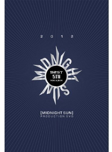 DVD : Beast - Midnight Sun (Asia - Import, 2PC)