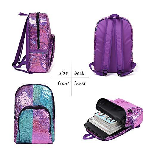 bf0d1cac3a Jual Magic Reversible Sequin School Backpack