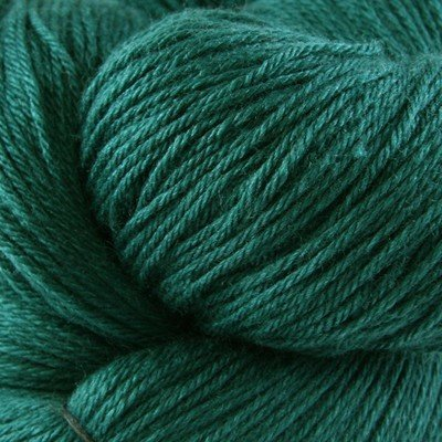 ont Fingering Weight Sock Yarn, Superwash Merino Wool/Silk/Polyamide - Evergreen ()