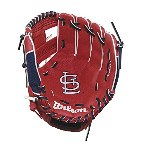 - Wilson A0200 St Louis Cardinals Baseball Gloves, 10