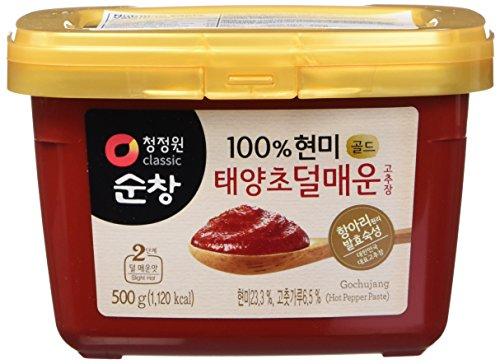 - Chung Jung One Sunchang Gochujang 500 Gram Mild Spice