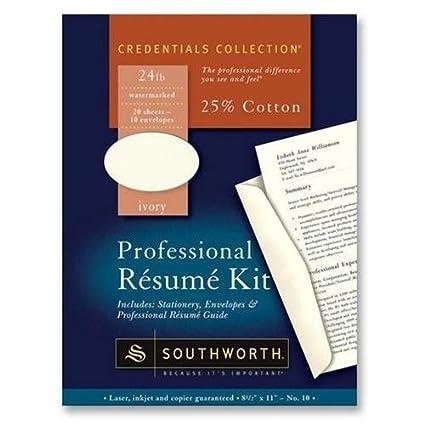 Amazon Com Sou3653403 Southworth 36 534 03 Resume Paper