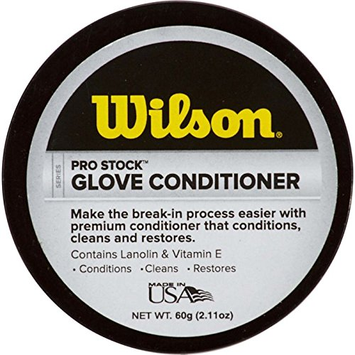 Wilson Pro Stock Baseball/Softball Glove Conditioner