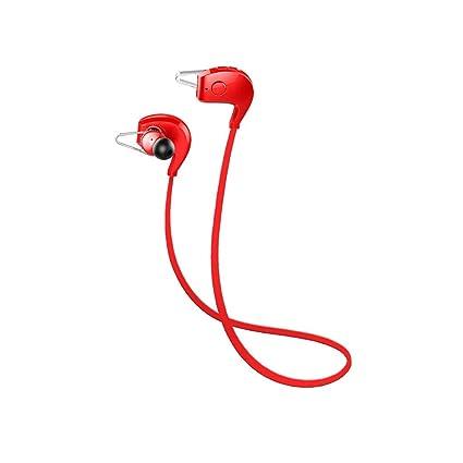 Auriculares inalámbricos Bluetooth Deportes Que Funcionan con Auriculares Auriculares Desgaste Impermeable Auriculares de Larga Espera (