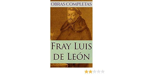 Obras Completas de Fray Luis de León eBook: Fray Luis de