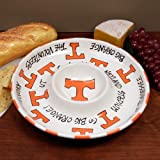 12'' University of Tennessee Ceramic Circle Chip & Dip