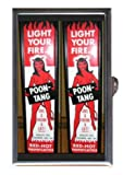Condom Dispenser Devil Topless Guitar Pick or Pill Box USA Made