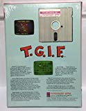 T.G.I.F. by Avalon Hill for Atari 800 1200XL 40K Diskette