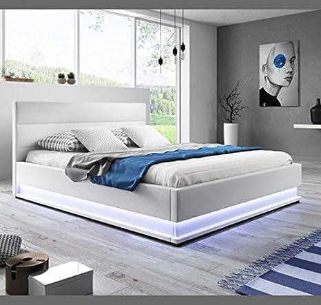 Customobel letto matrimoniale con contenitore Luxury in colore ...