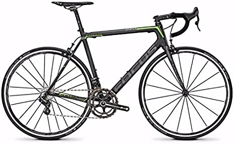 FOCUS bicicleta Izalco Max 2,0, Compact, color negro, color ...