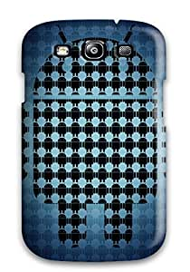 Galaxy S3 Case Bumper Tpu Skin Cover For Wallpapers For Android Accessories