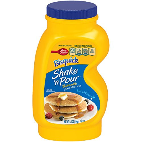 Bisquick Betty Crocker Bisquick Shake 'n Pour Buttermilk Pancake Mix - 5.1 oz