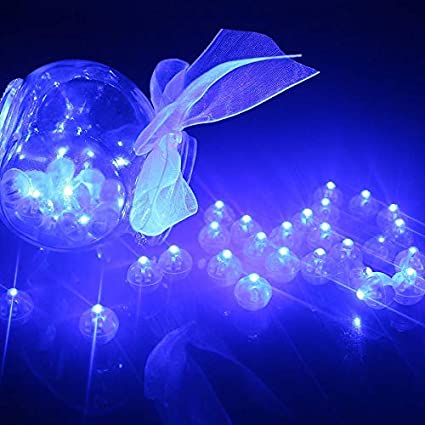 Home & Garden Event & Party White Round Led Balloon Lights Multicolor Mini Rgb Flash Ball Lamps For Wedding Party Decoration Top Quality