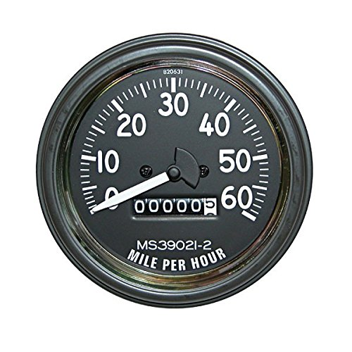 Omix-Ada 17206.01 Speedometer Assembly ()