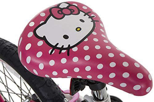 Hello Kitty Girls Bike, White/Black/Pink, 18''/One Size by Hello Kitty (Image #3)
