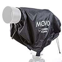 Movo CRC27 Storm Raincover Protector for DSLR Cameras, Lenses, Photographic Equipment (Large Size: 27 x 14.5)