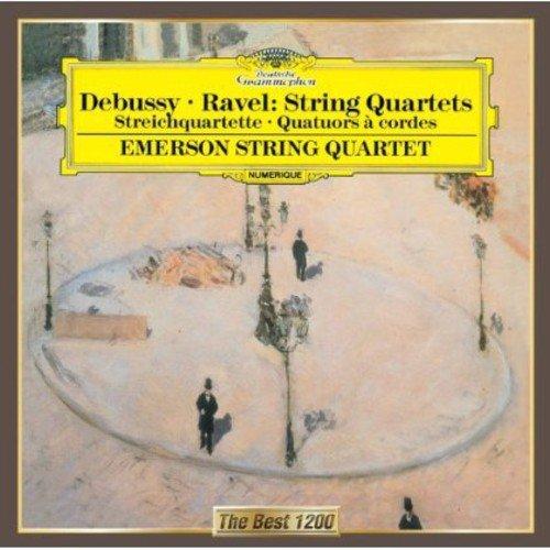 CD : Emerson String Quartet - Franck/ Ravel/ Debussy: Violin Sonatas (Japan - Import)