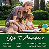 Scuddles Extra Large 60 X 79 INCH Picnic & Outdoor