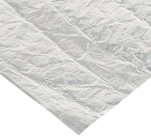 Plain Wraps Foil (Brown Paper Goods 5C13 Plain Foil Wrap Sheets, 10.5 x 13 Inches (Case of 500))