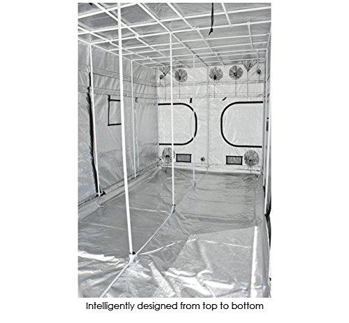 51G7hHc5UVL - Gorilla Grow Tent 8x16 w/FREE 1' Extension