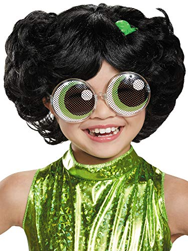 Disguise Women's Buttercup Adult Glasses, Green One Size