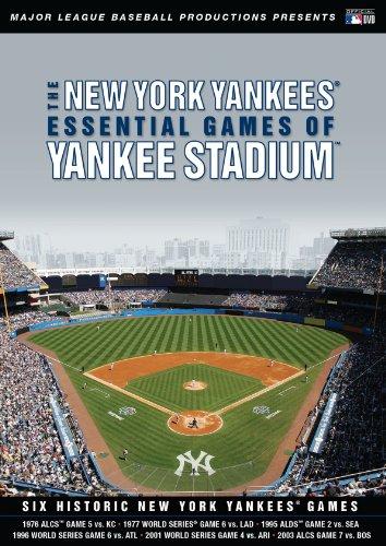 New York Yankees: The Essential Games of Yankee Stadium -