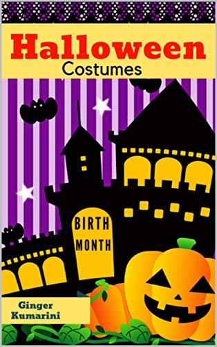 Halloween Costumes: Birth Month (Children Book Book