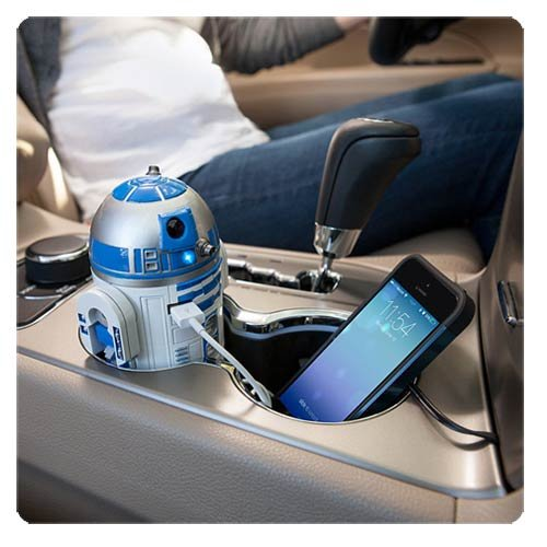 ThinkGeek Star Wars R2-D2 Car...