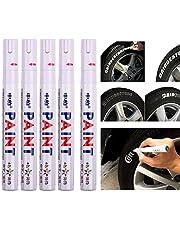 Caneta Retoque - Tira Riscos Veículos - Tinta Automotiva para Pneus e lataria