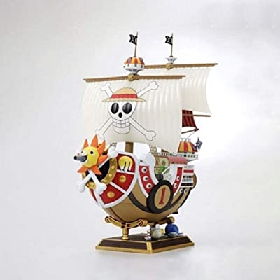 Apehuyuan One Piece Anime PVC Figure Model Statue Action Collectible Figure Toys(Thousand Sunny): Kitchen & Dining