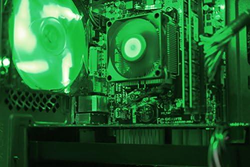 Vibox FX 176 PC Gamer Unité Centrale Vert (AMD FX-Series, 16 Go de RAM, 1 to, Nvidia GeForce GTX 1080, Windows 10)