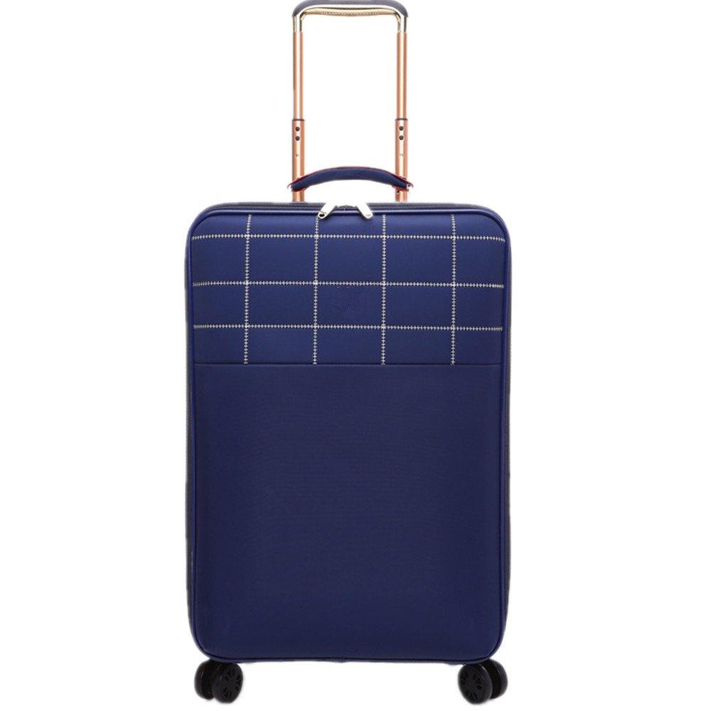荷物ケース, スーツケース, 防水オックスフォードボックスユニバーサルホイールトラベルボックス16 28インチ荷物ボックス 荷物エアボックス (サイズ : 24) B07TWKC1ZT  24